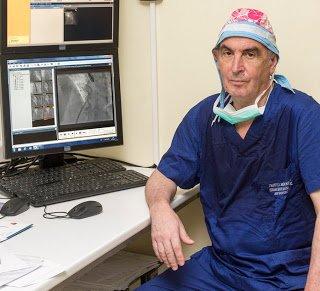 Δυο καινοτόμες θεραπείες που εφαρμόστηκαν σε ασθενείς με καρδιοπάθειες, διακαθετηριακά και όχι με καρδιοχειρουργική επέμβαση