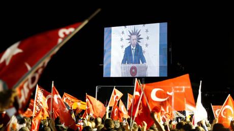 Ερντογάν: Ο λαός με εμπιστεύτηκε – Θα επικεντρωθούμε στο μέλλον της χώρας μας