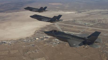 ΗΠΑ: Νέοι περιορισμοί στην Τουρκία για τα F-35