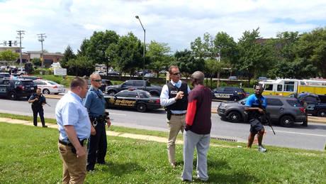 ΗΠΑ: Πυροβολισμοί με νεκρούς σε γραφεία εφημερίδας στο Μέριλαντ (pics&vid)