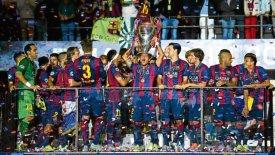 Η «παράσταση» του «MSN» και το 5ο Champions League της Μπαρτσελόνα (pics & vid)