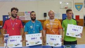 Η Φλώρινα συνέχισε με επιτυχία τον θεσμό του διεθνούς φεστιβάλ επιτραπέζιας αντισφαίρισης