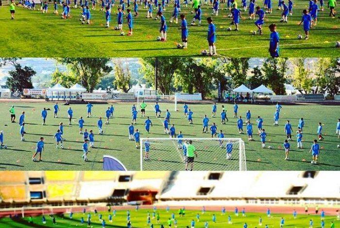"""Κορυφαίοι προπονητές στο """"Gerards Soccer Camp 2018"""""""