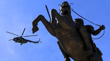 Κυβερνητικός εκπρόσωπος πΓΔΜ: Δεν κατεδαφίζεται το άγαλμα του Μ. Αλεξάνδρου, αλλάζει όνομα