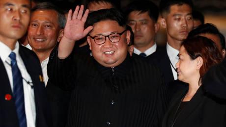 Με την… τουαλέτα του πήγε στη Σιγκαπούρη ο Κιμ Γιονγκ Ουν