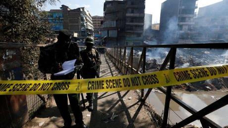 Νεκροί και τραυματίες από την μεγάλη πυρκαγιά στην αγορά της Κένυας