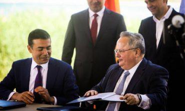 Ντιμιτρόφ: Ιστορική συμφωνία με τεράστια σημασία για τα Βαλκάνια