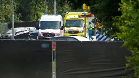 Ολλανδία: Συνελήφθη ο οδηγός του βαν που παρέσυρε τέσσερις ανθρώπους (pics)
