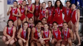 Ολυμπιακός: Κατέκτησαν το Κύπελλο πόλο οι Μίνι Κορασίδες