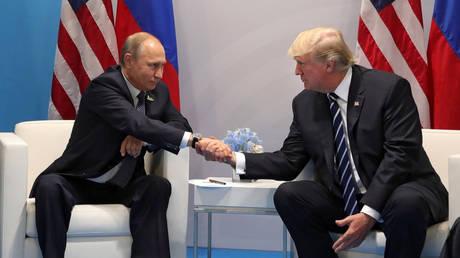 Πιθανή συνάντηση Τραμπ – Πούτιν το καλοκαίρι
