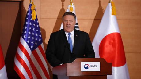 Πομπέο: Οι ΗΠΑ θέλουν να ολοκληρωθεί γρήγορα η πλήρης αποπυρηνικοποίηση