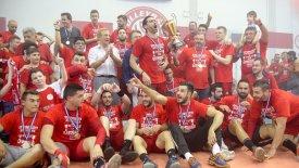 Στο EHF Cup ο Ολυμπιακός στο χάντμπολ τη νέα σεζόν