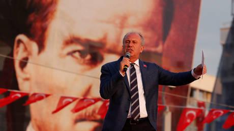 Τουρκία: Χιλιάδες άνθρωποι στην προεκλογική συγκέντρωση του Ιντζέ στη Σμύρνη (pics)