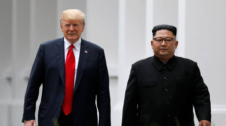 Το Πεκίνο καλωσορίζει την ιστορική συνάντηση Τραμπ – Κιμ
