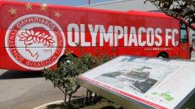Το Olympiacos Experience στον Ρέντη για τα media (vid)