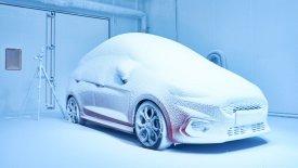 Χιόνια το καλοκαίρι: Η Ford φτιάχνει τον «δικό της» καιρό (vid)