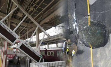 Φονικός σεισμός 6,1R στην Ιαπωνία