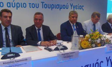 Πατούλης: Να γίνει η Ελλάδα στρατηγικός παίχτης στον τομέα του Τουρισμού Υγείας