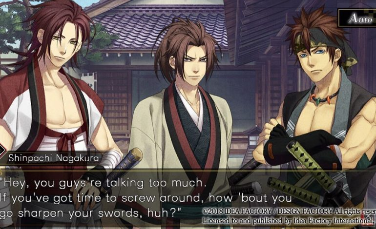 Hakuoki: Edo Blossoms Review