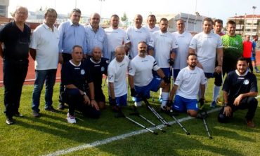 Φιλικός αγώνας ποδοσφαίρου σήμερα 9/06 στο Ζηρίνειο