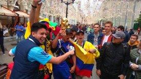 Oι Κολομβιανοί το σήκωσαν ήδη! (vid & pics)