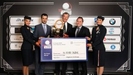 O Xένρικ Ένγκνταλ νικητής στο  Aegean Airlines Pro-Am (vid)