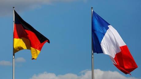 «Χέρι-χέρι» το Παρίσι με το Βερολίνο απέναντι στις εμπορικές εντάσεις