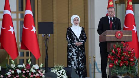 Ερντογάν: Εμείς ως Τουρκία και ως τουρκικός λαός κάνουμε σήμερα μια νέα αρχή