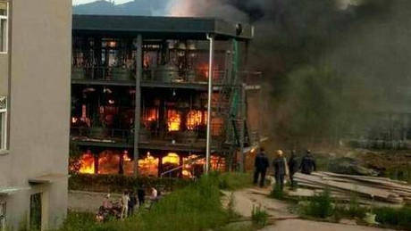 Κίνα: 19 νεκροί και 12 τραυματίες από έκρηξη και πυρκαγιά σε εργοστάσιο χημικών