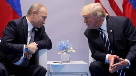 Κρεμλίνο: Ο Τραμπ είναι εταίρος, όχι ανταγωνιστής