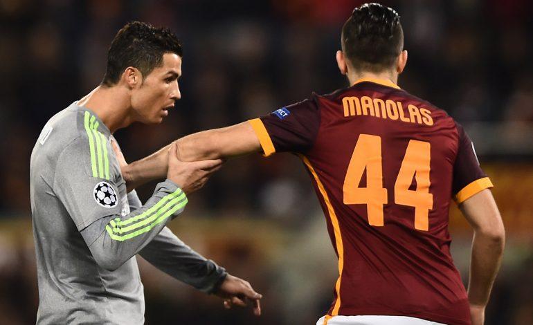 Μανωλάς: «Είμαι έτοιμος για τον Ρονάλντο»