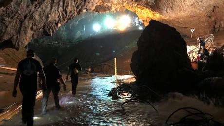 Μουσείο το σπήλαιο Ταμ Λουάνγκ της Ταϊλάνδης μετά την περιπέτεια με τους μαθητές