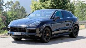 Νέα, πιο νεανική Cayenne ετοιμάζει η Porsche (pics)