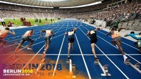Οι ομάδες 4Χ100 μ. στο Ευρωπαϊκό του Βερολίνου