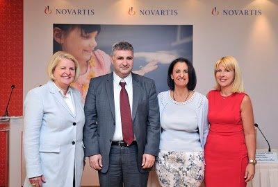 Το 35% του κύκλου εργασιών της, η Novartis το συνεισφέρει στην ελληνική κοινωνία και οικονομία