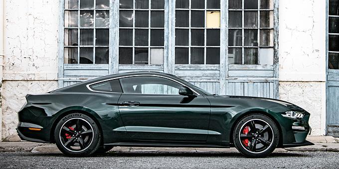 Αναμνήσεις από την Ford Mustang GT του Steve McQueen