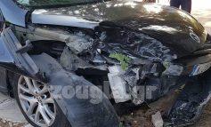 Τροχαίο ατύχημα στη Νέα Κηφισιά