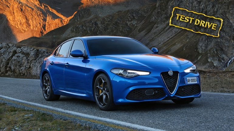Alfa Romeo Giulia Veloce: Ο παράδεισος υπάρχει!