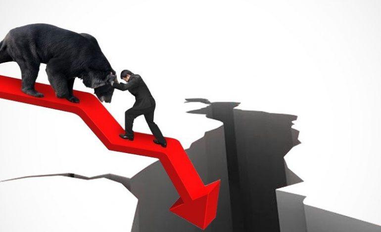 Τέλος στο 4ήμερο ανοδικό σερί της Wall Street, «βουτιά» 200 μονάδων για τον Dow Jones