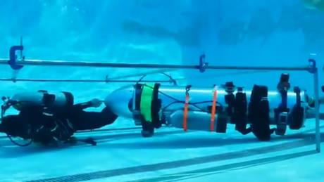 Elon Musk: Μίνι υποβρύχιο σε χρόνο ρεκόρ για τη διάσωση των παιδιών στην Ταϊλάνδη (pics & vids)