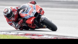 H σειρά του Λορένθο στο FP2 του MotoGP