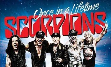 Σήμερα η συναυλία των Scorpions στο Καλλιμάρμαρο. Once in a lifetime.