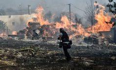 47 αγροτοδασικές πυρκαγιές σε 24 ώρες - πού υπάρχουν ενεργά μέτωπα αυτή τη στιγμή