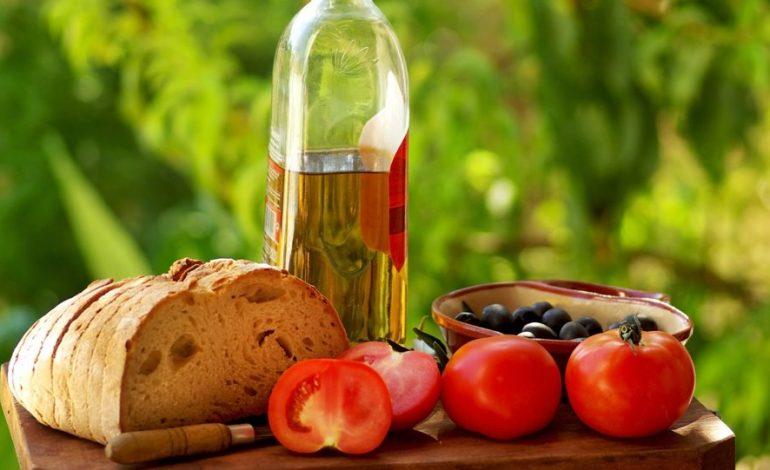 «Η μεσογειακή διατροφή ασπίδα για τη μόλυνση του περιβάλλοντος»