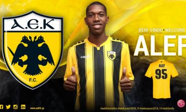Και επίσημα στην ΑΕΚ ο Άλεφ
