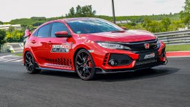 Άλλο ένα ρεκόρ για τo Honda Type R στο Hungaroring