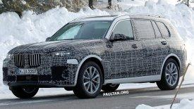 Από τους πάγους της Σουηδίας στον καύσωνα της Αφρικής η BMW X7 (vid)