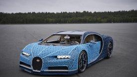 Αυτή η Bugatti Chiron έχει μόλις πέντε… άλογα! (pics)