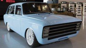Αυτό είναι το ηλεκτρικό αυτοκίνητο της… Kalashnikov! (pics & vid)