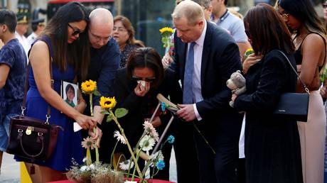 Βαρκελώνη: Ένας χρόνος από την τρομοκρατική επίθεση (pics)